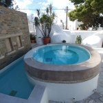 The Jacuzzi....