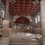 Basílica: el ambiente más grande de la Villa, donde el Emperador repartía justicia y recibía vis