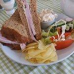 Local ham sandwich