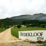 Oudekloof Wine Estate & Guest House Foto