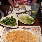 Seafood Mac n Cheese, Sampler