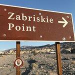 Photo of Zabriskie Point