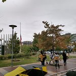 Outside view towards Heinz Field