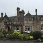 In the Scottish baronial style