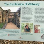 Wolvesey description 2