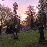 Historischer Nikolaifriedhof Foto