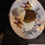 Roy's birthday celebration at Roy's Restaurant