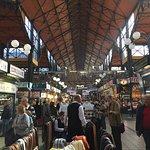 Central Market Hall Foto