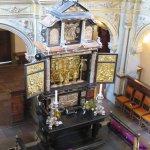 alter in chapel
