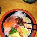Bild från Sushi Zen