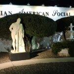 Italian American Club of Southern Nevada.