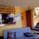Recepción del Hotel Kuntur Wassi