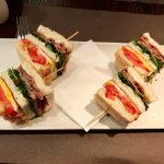 Sandwich Classico at Impronta Cafe