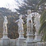 statues in the Santuario dos Remedios