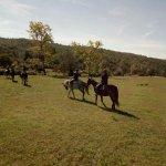 Ride Tuscany on horseback with us
