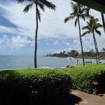View From Our Table, Beach House, Kauai