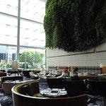 Lobby bar and restaurant