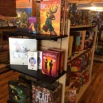 We have a very large selection of board games and can help you find the perfect game for you.