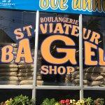 Bagel shop :)