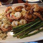 Endless shrimp 🍤. Amazing!
