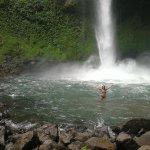 Photo of La Fortuna Waterfall