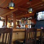 Bar at the Tavern at Essex Resort.