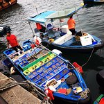 Sai Kung seafood sellers