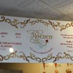 Rococo Artisan Ice Cream Foto