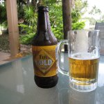 Fiji Gold beer
