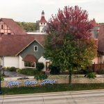 From the Frankenmuth HIEX Across the Road