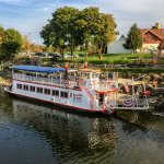 Foto de Bavarian Belle Riverboat