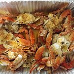 Dozen Garlic Crab