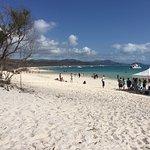 Foto de Whitehaven Beach
