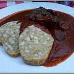 Beef goulasch