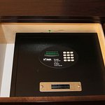 A safe in every guest room