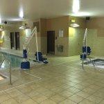 Hampton Inn (Vineland) amenities (Oct 2017)
