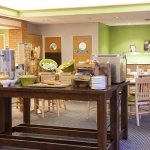 Buffet Breakfast Area - ideal for tours and groups