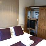 Interior with closet amenities