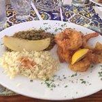 Shrimp a la Hellas
