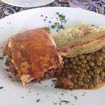 Moussaka Dinner