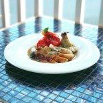 Chicken 'Parm', an authentic Italian twist on an American Italian dish