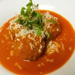 Meatballs with Melting Fontina