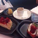Strawberry Cheesecake, White Chocolate Strawberry Mousse Cake,