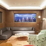 Penthouse Suite Living Area