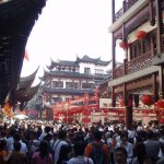 Yuyuan crowds