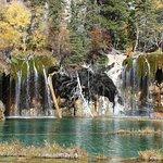 Hanging Lake Trail Foto