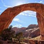 Rainbow Bridge Arch