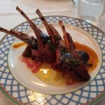 Lamb Chops at Havana