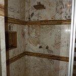 Baño de Marmol y muy limpio