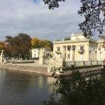 Foto de Parque Lazienki